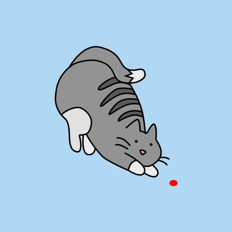 The Red Dot Home Stretched Canvas by little g dehttps://www.threadless.com/profile/arti