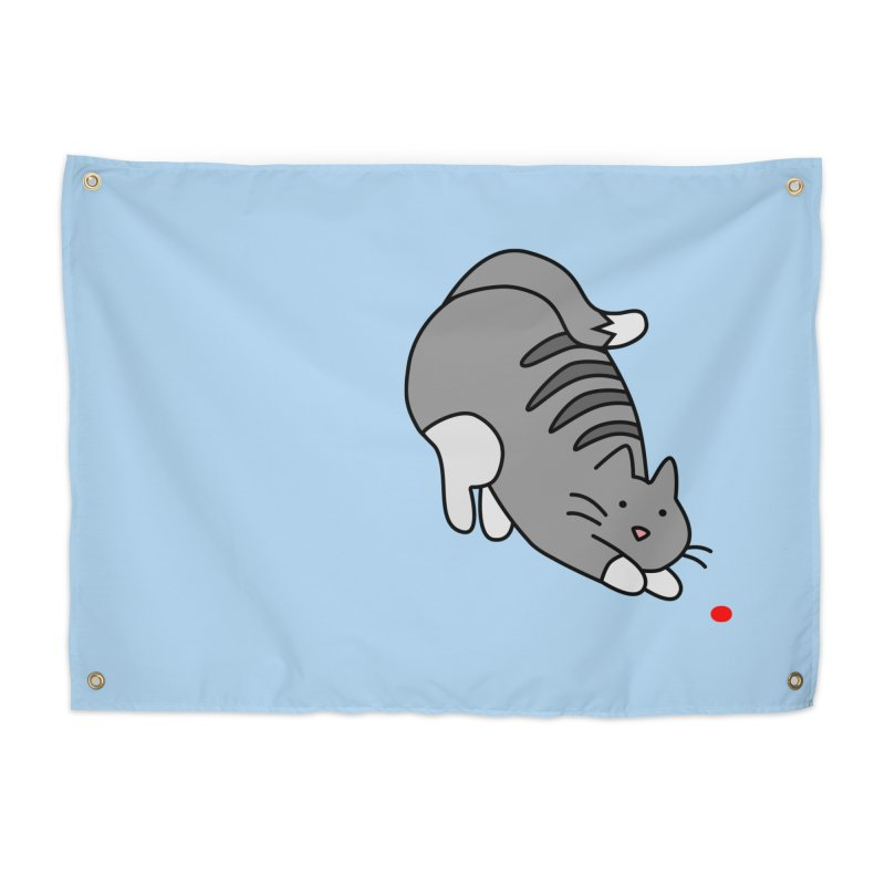 The Red Dot Home Tapestry by little g dehttps://www.threadless.com/profile/arti