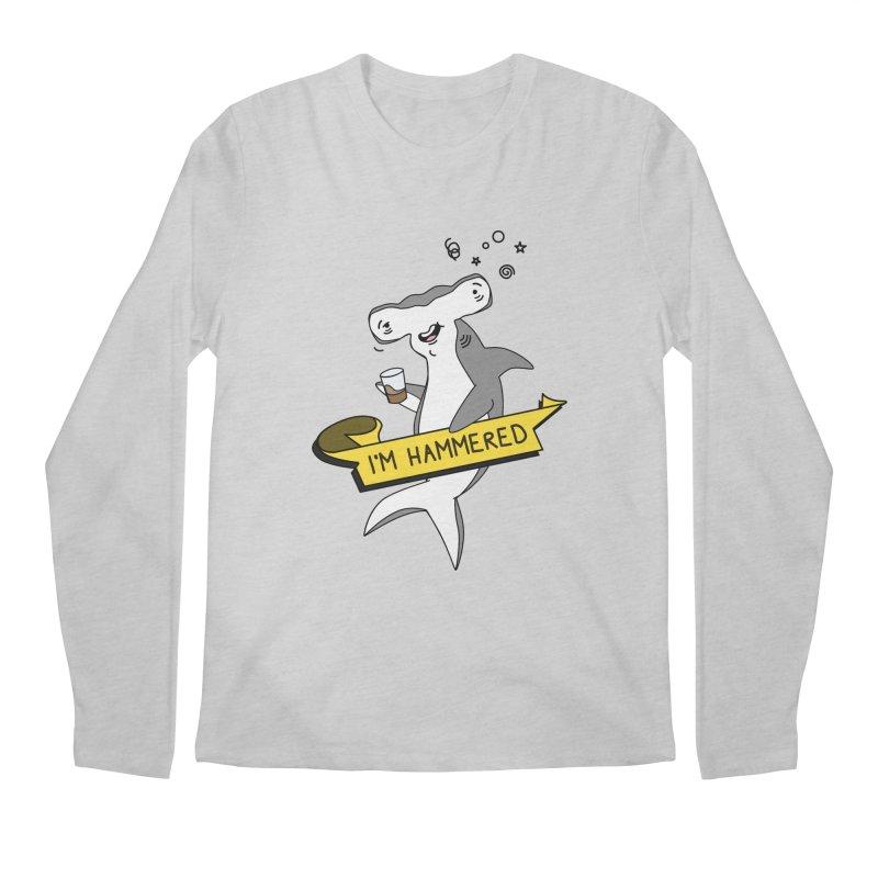 Hammered Men's Longsleeve T-Shirt by little g dehttps://www.threadless.com/profile/arti