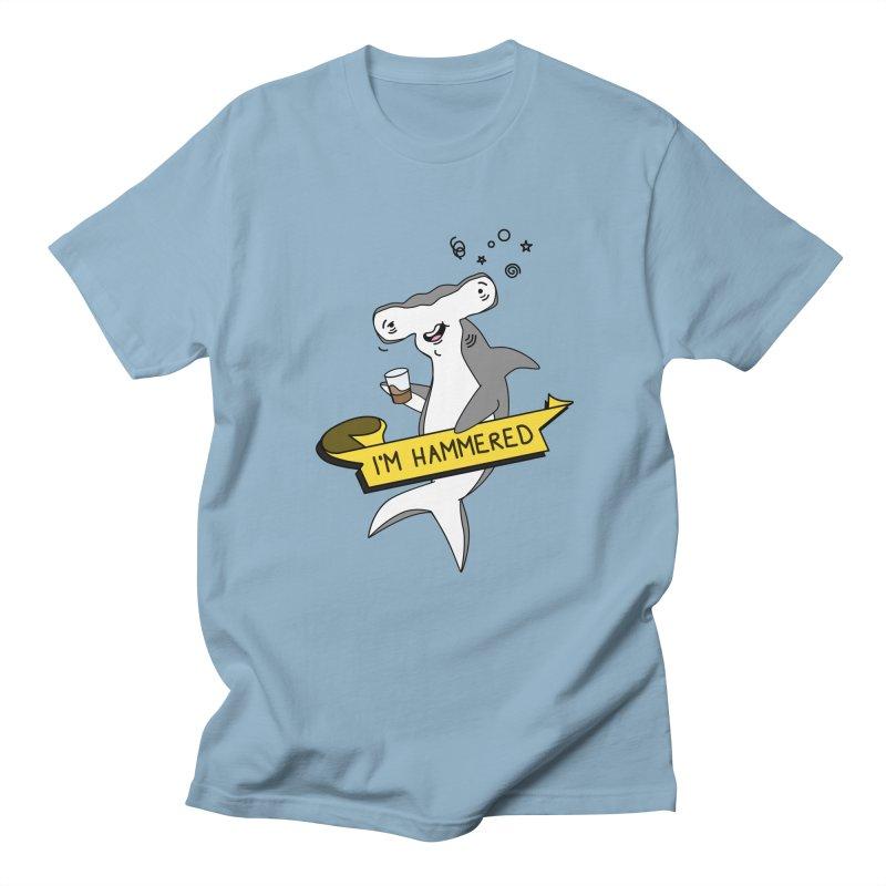 Hammered Men's T-shirt by little g dehttps://www.threadless.com/profile/arti