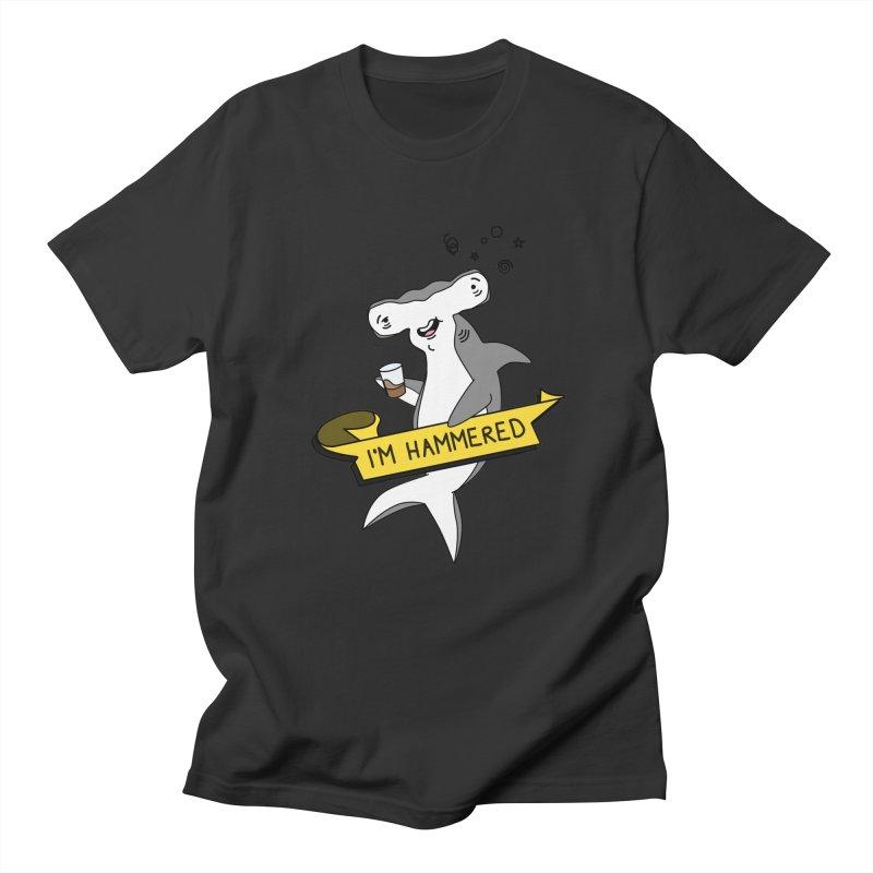 Hammered Women's Unisex T-Shirt by little g dehttps://www.threadless.com/profile/arti