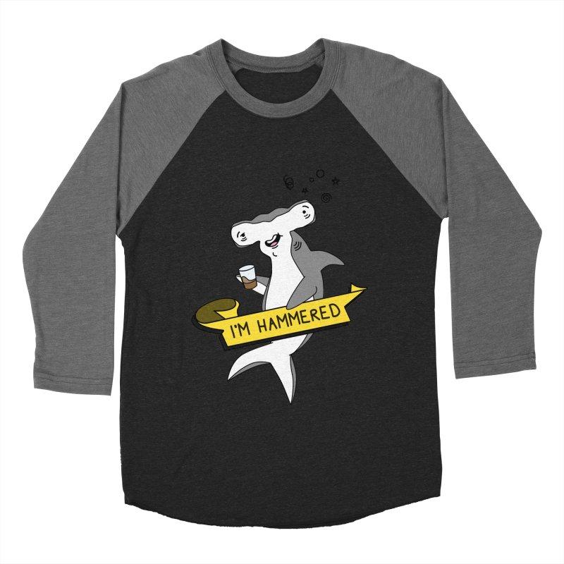 Hammered Women's Baseball Triblend T-Shirt by little g dehttps://www.threadless.com/profile/arti