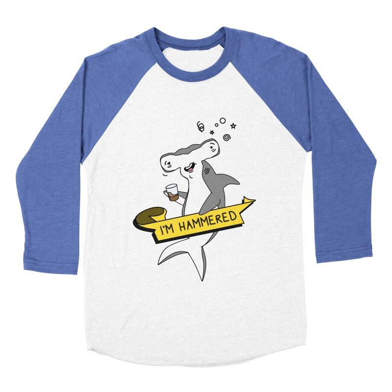 Hammered Men's Baseball Triblend T-Shirt by little g dehttps://www.threadless.com/profile/arti