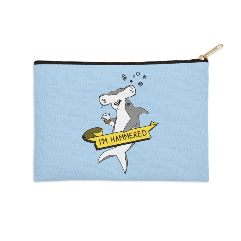 Hammered Accessories Zip Pouch by little g dehttps://www.threadless.com/profile/arti