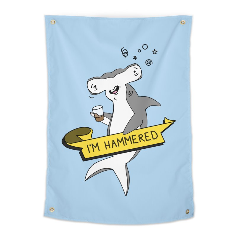 Hammered Home Tapestry by little g dehttps://www.threadless.com/profile/arti