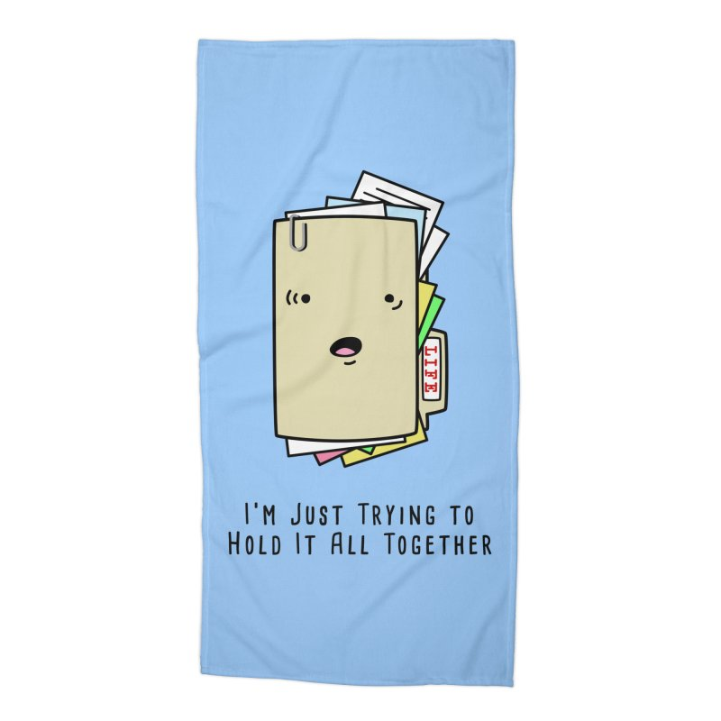 Keep It Together Accessories Beach Towel by little g dehttps://www.threadless.com/profile/arti