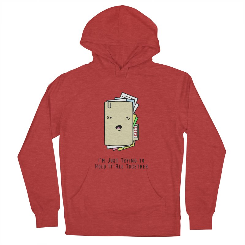 Keep It Together Women's Pullover Hoody by little g dehttps://www.threadless.com/profile/arti