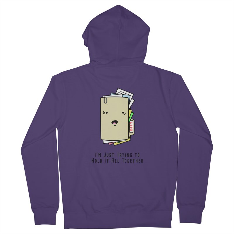 Keep It Together Women's Zip-Up Hoody by little g dehttps://www.threadless.com/profile/arti