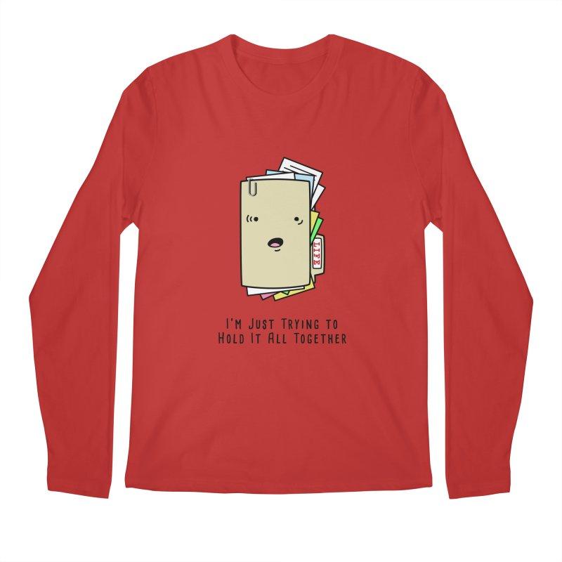 Keep It Together Men's Longsleeve T-Shirt by little g dehttps://www.threadless.com/profile/arti