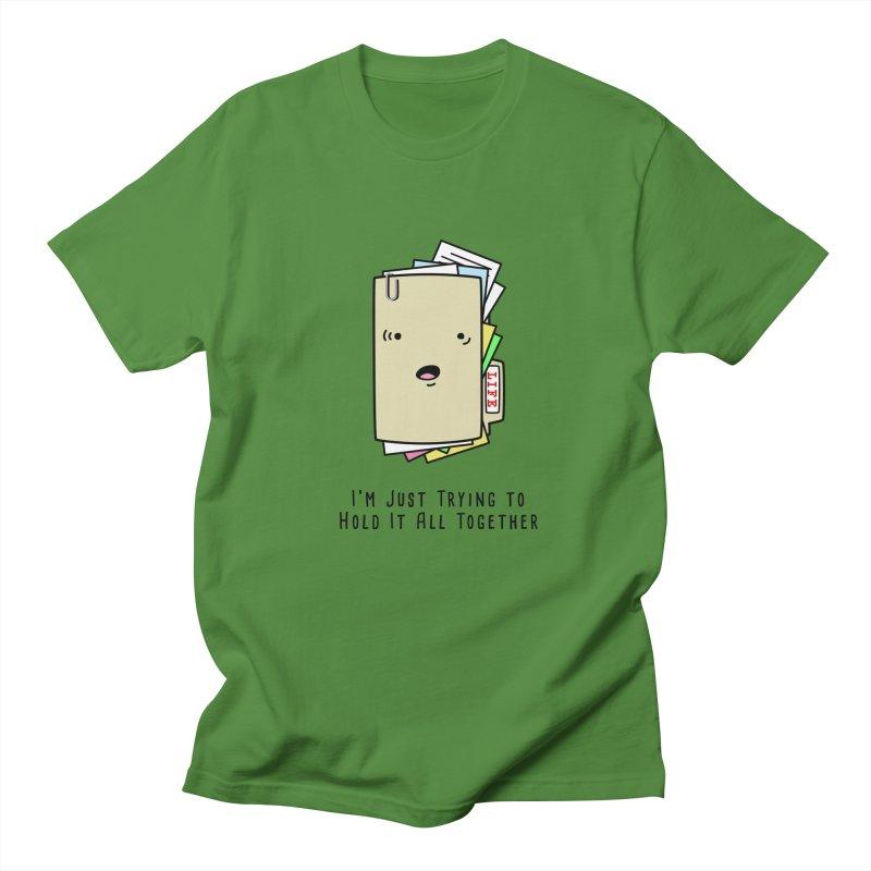 Keep It Together Men's T-Shirt by little g dehttps://www.threadless.com/profile/arti