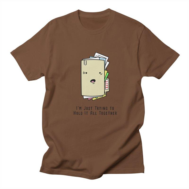 Keep It Together Women's Unisex T-Shirt by little g dehttps://www.threadless.com/profile/arti