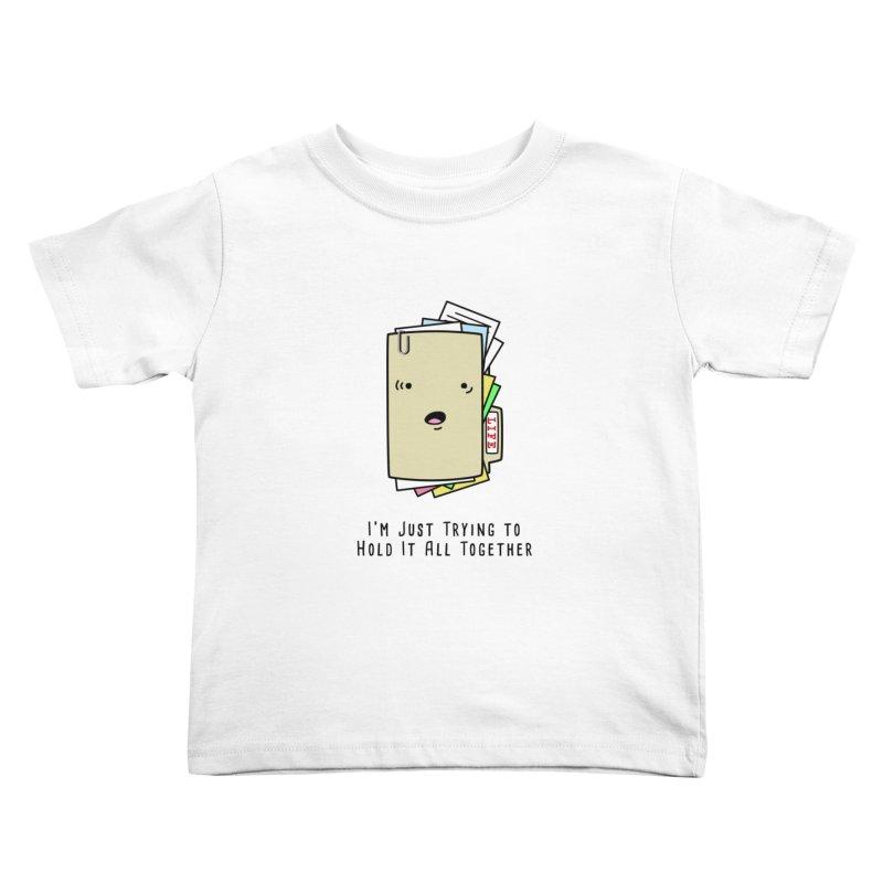 Keep It Together Kids Toddler T-Shirt by little g dehttps://www.threadless.com/profile/arti