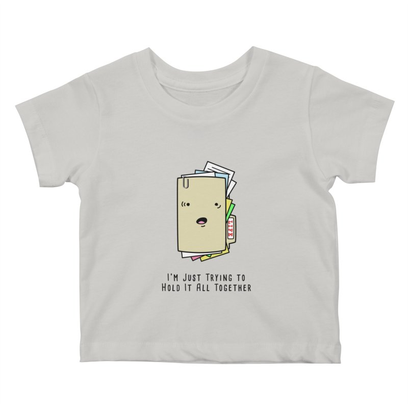 Keep It Together Kids Baby T-Shirt by little g dehttps://www.threadless.com/profile/arti
