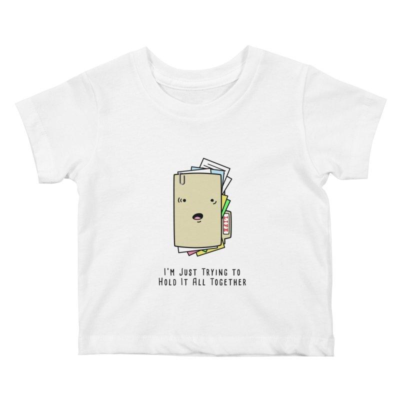 Keep It Together Kids Baby T-Shirt by little g dehttps://www.threadless.com/profile/arti