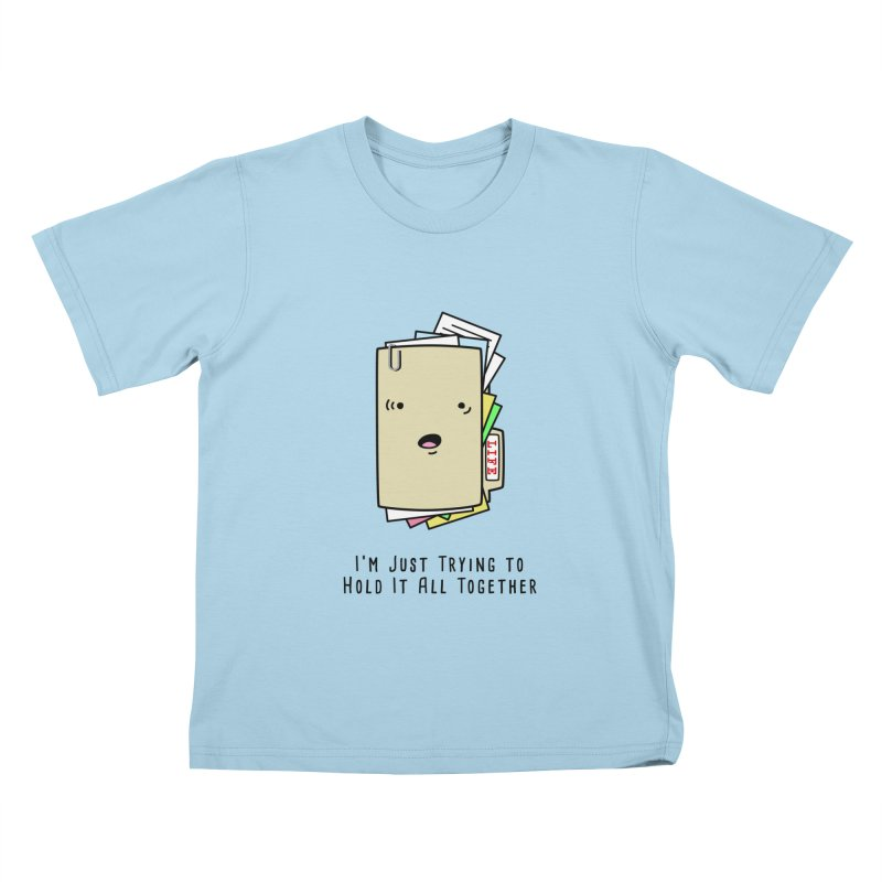 Keep It Together Kids T-shirt by little g dehttps://www.threadless.com/profile/arti