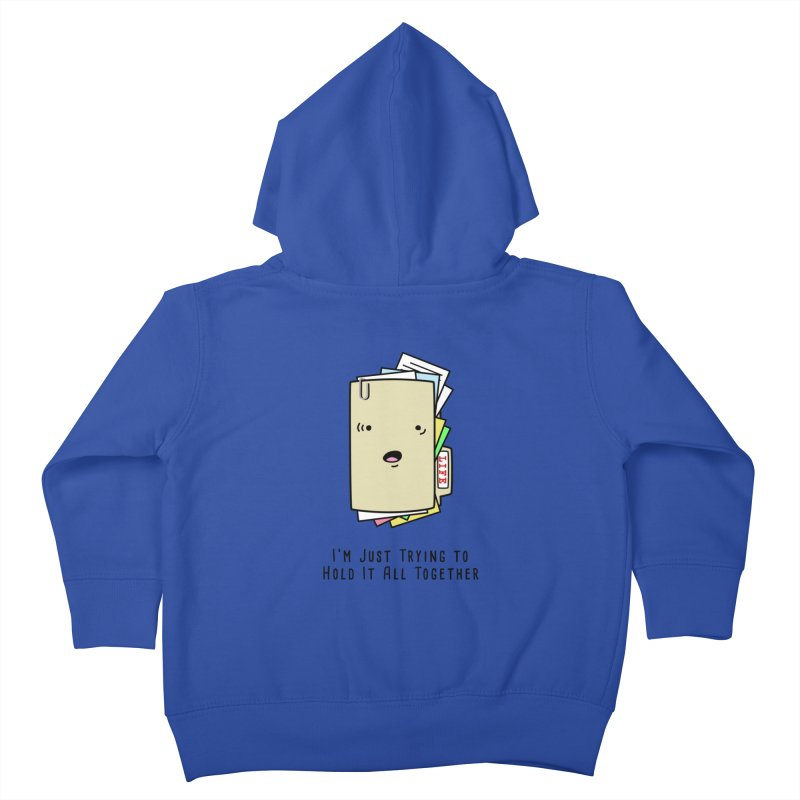Keep It Together Kids Toddler Zip-Up Hoody by little g dehttps://www.threadless.com/profile/arti