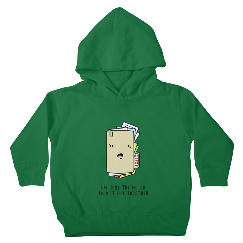 Keep It Together Kids Toddler Pullover Hoody by little g dehttps://www.threadless.com/profile/arti