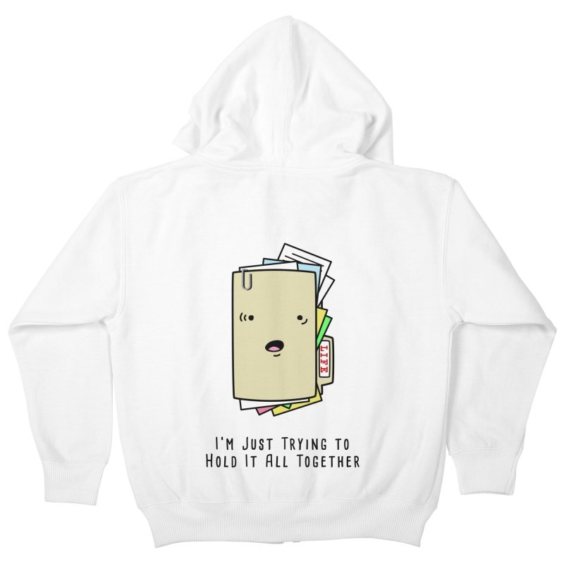 Keep It Together Kids Zip-Up Hoody by little g dehttps://www.threadless.com/profile/arti