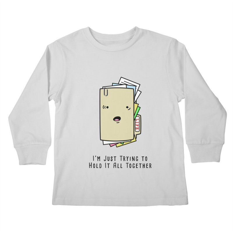 Keep It Together Kids Longsleeve T-Shirt by little g dehttps://www.threadless.com/profile/arti