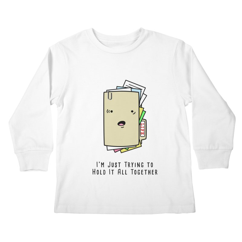 Keep It Together Kids Longsleeve T-Shirt by little g dehttps://www.threadless.com/profile/arti