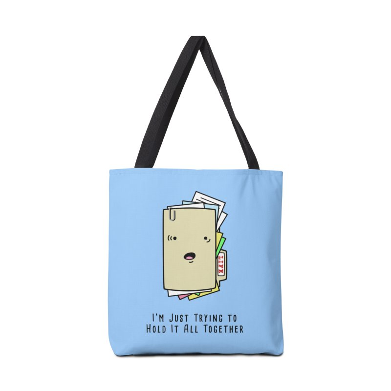 Keep It Together Accessories Bag by little g dehttps://www.threadless.com/profile/arti