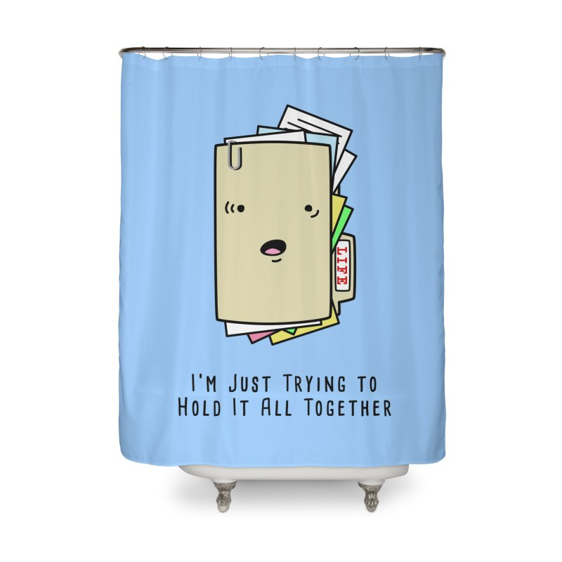 Keep It Together Home Shower Curtain by little g dehttps://www.threadless.com/profile/arti