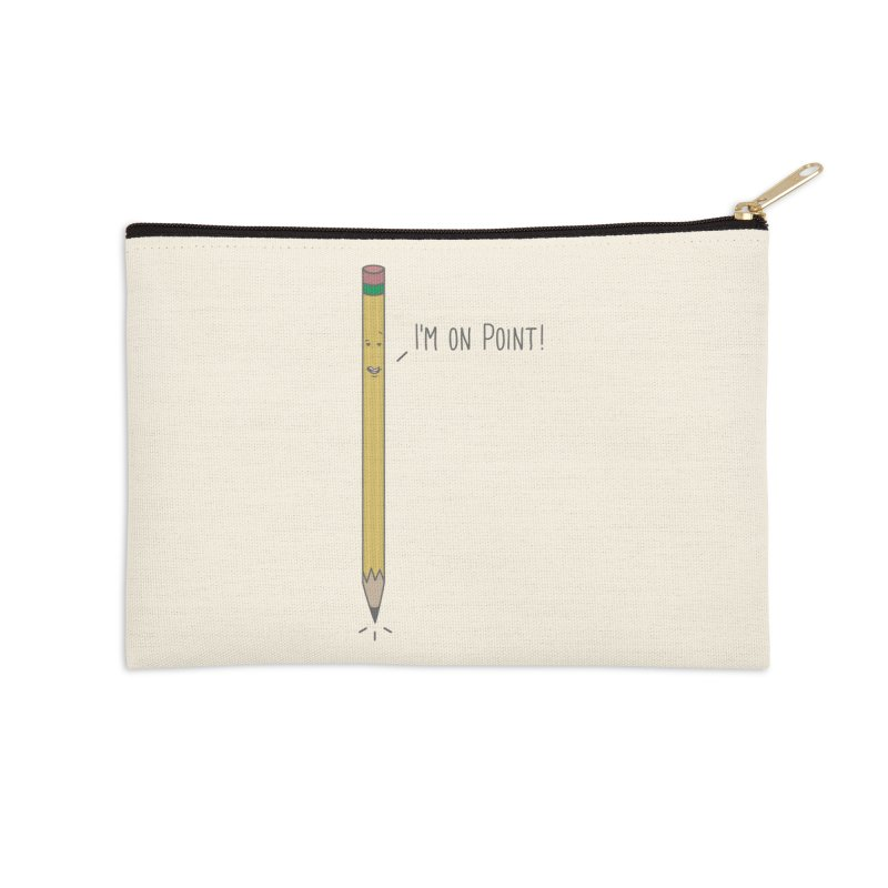 On Point Accessories Zip Pouch by little g dehttps://www.threadless.com/profile/arti