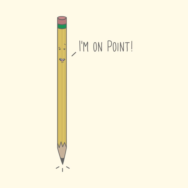 On Point by little g dehttps://www.threadless.com/profile/arti