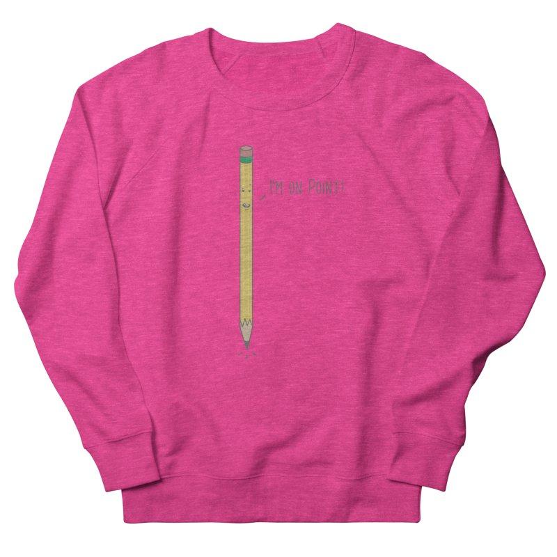 On Point Men's Sweatshirt by little g dehttps://www.threadless.com/profile/arti