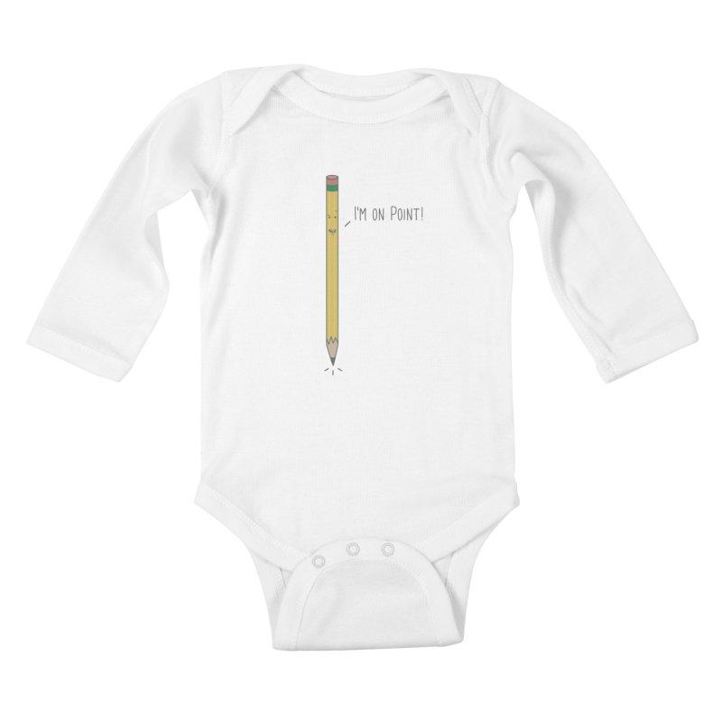 On Point Kids Baby Longsleeve Bodysuit by little g dehttps://www.threadless.com/profile/arti