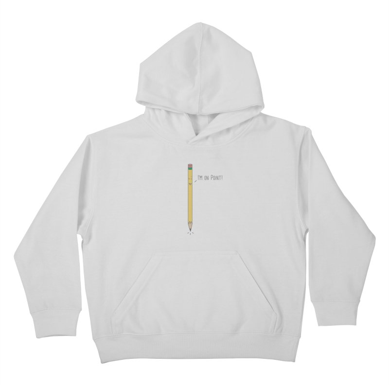 On Point Kids Pullover Hoody by little g dehttps://www.threadless.com/profile/arti