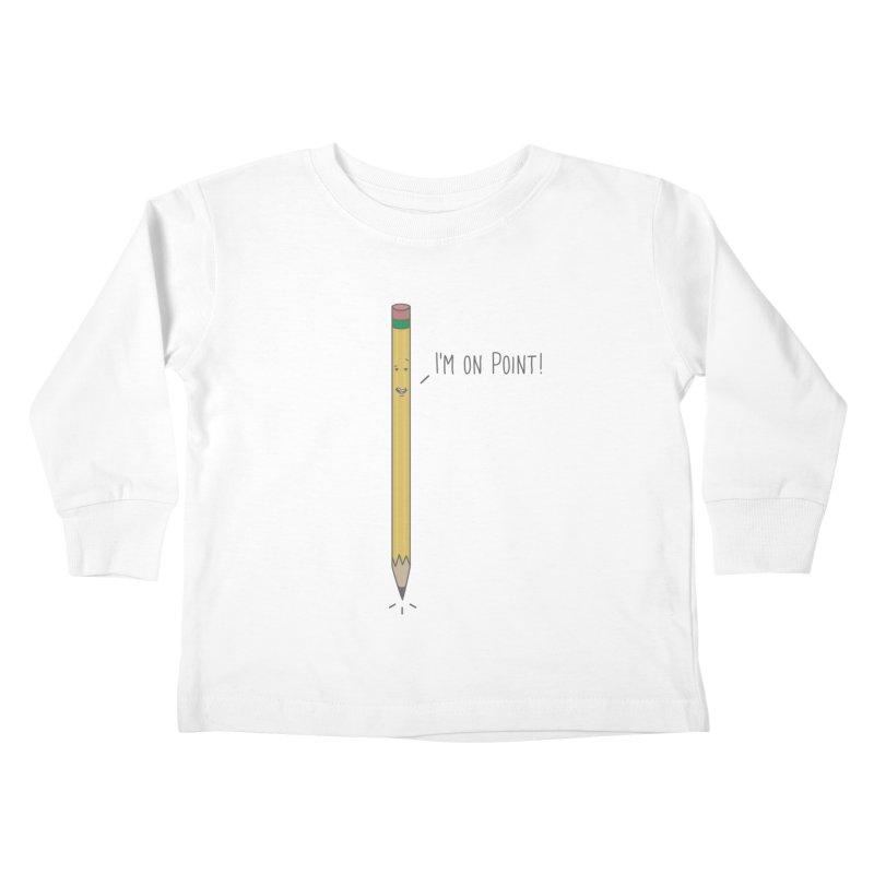 On Point Kids Toddler Longsleeve T-Shirt by little g dehttps://www.threadless.com/profile/arti