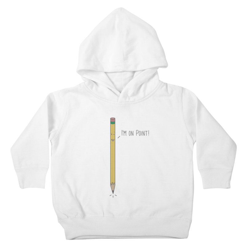 On Point Kids Toddler Pullover Hoody by little g dehttps://www.threadless.com/profile/arti