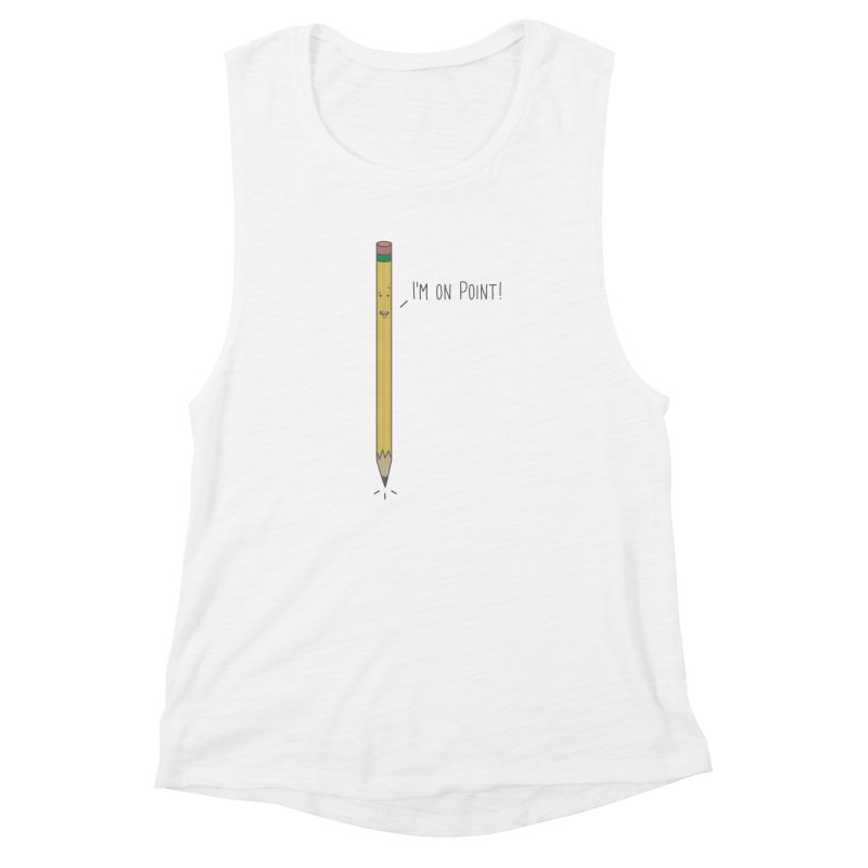 On Point Women's Muscle Tank by little g dehttps://www.threadless.com/profile/arti