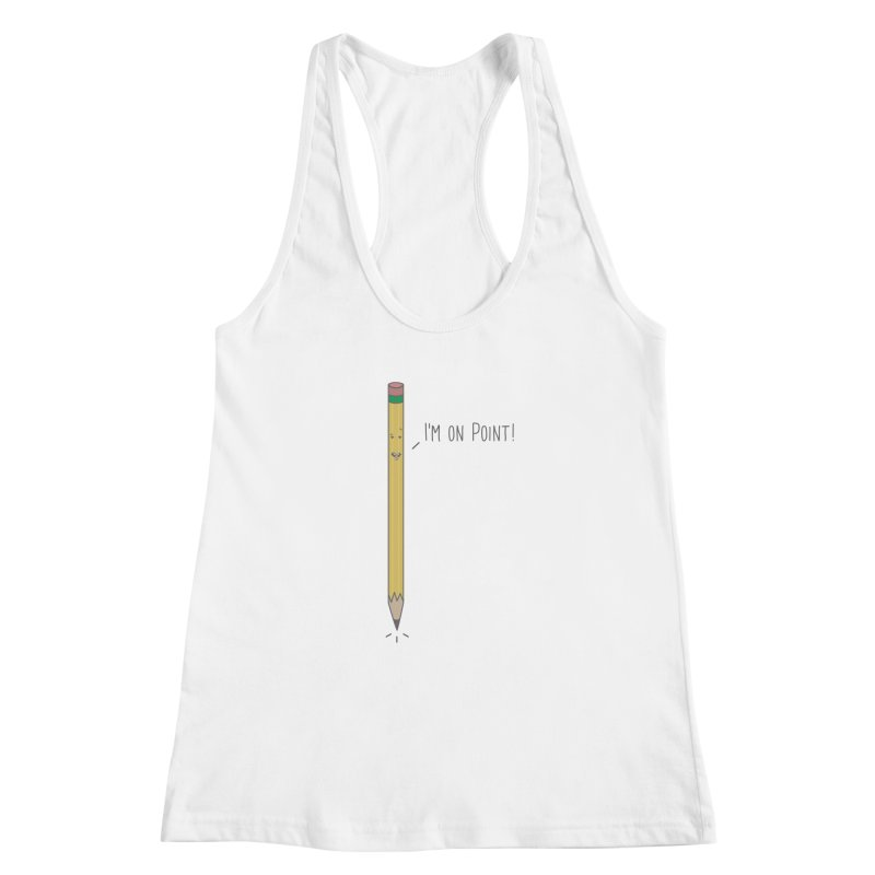 On Point Women's Racerback Tank by little g dehttps://www.threadless.com/profile/arti