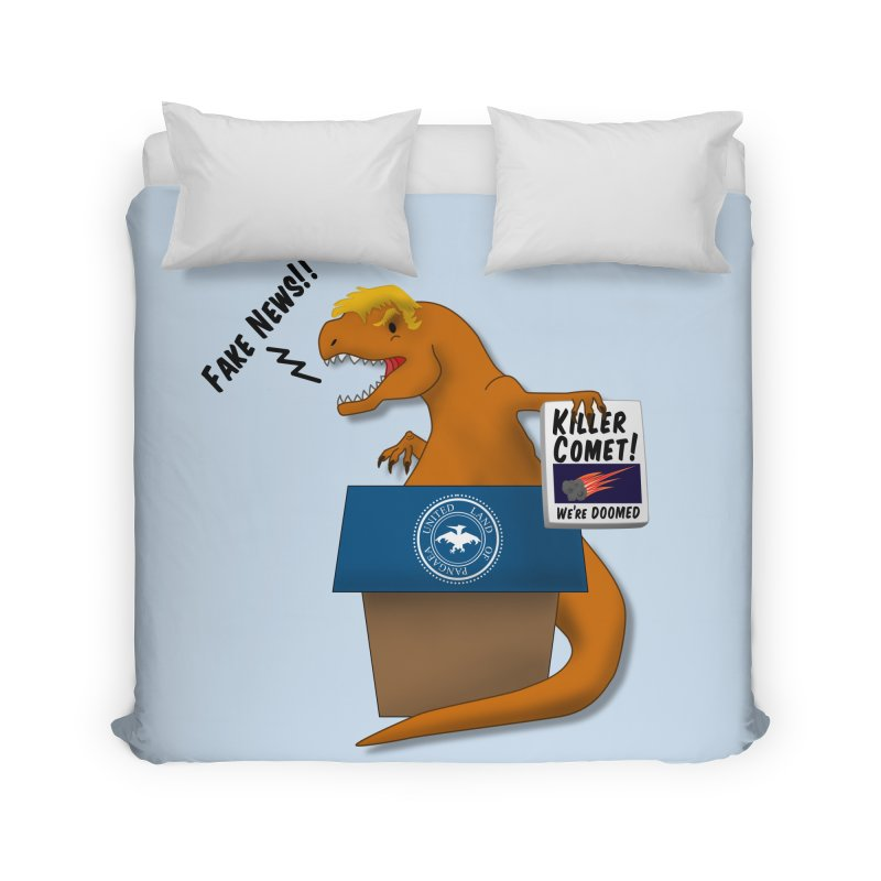 Trump-Rex Home Duvet by little g dehttps://www.threadless.com/profile/arti