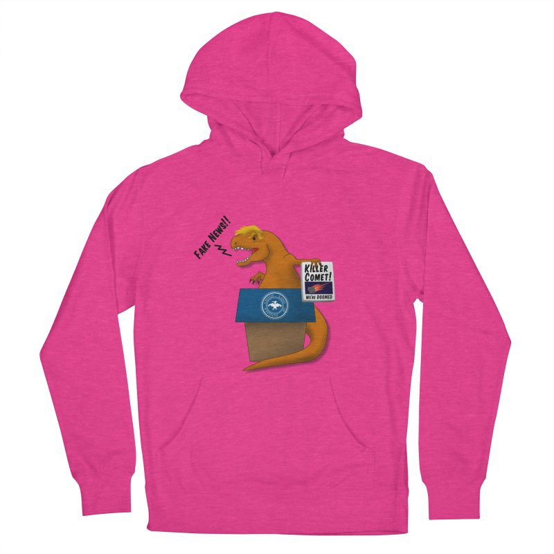 Trump-Rex Women's Pullover Hoody by little g dehttps://www.threadless.com/profile/arti