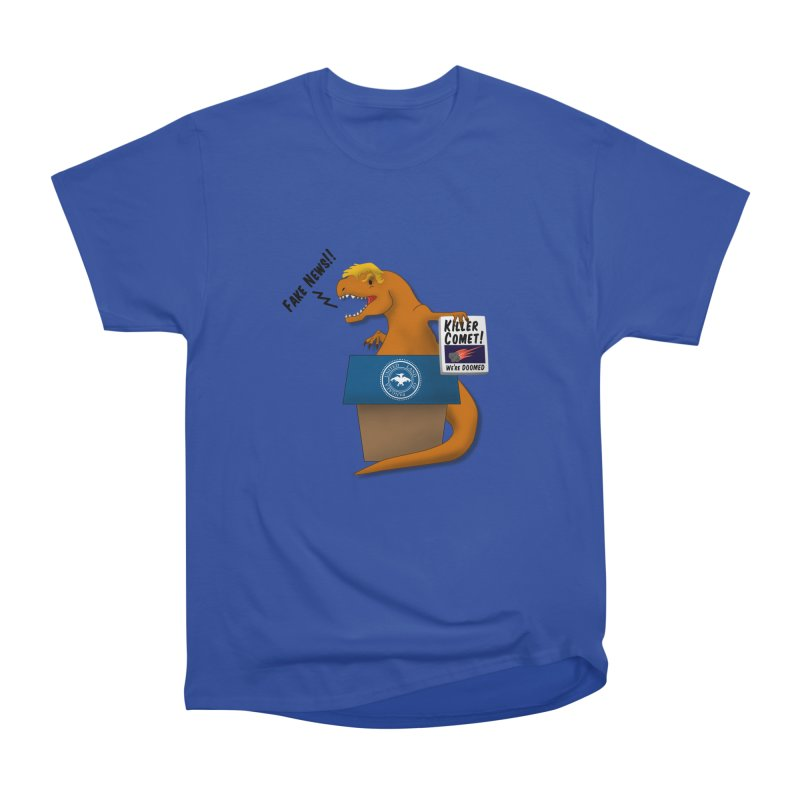 Trump-Rex Women's Classic Unisex T-Shirt by little g dehttps://www.threadless.com/profile/arti
