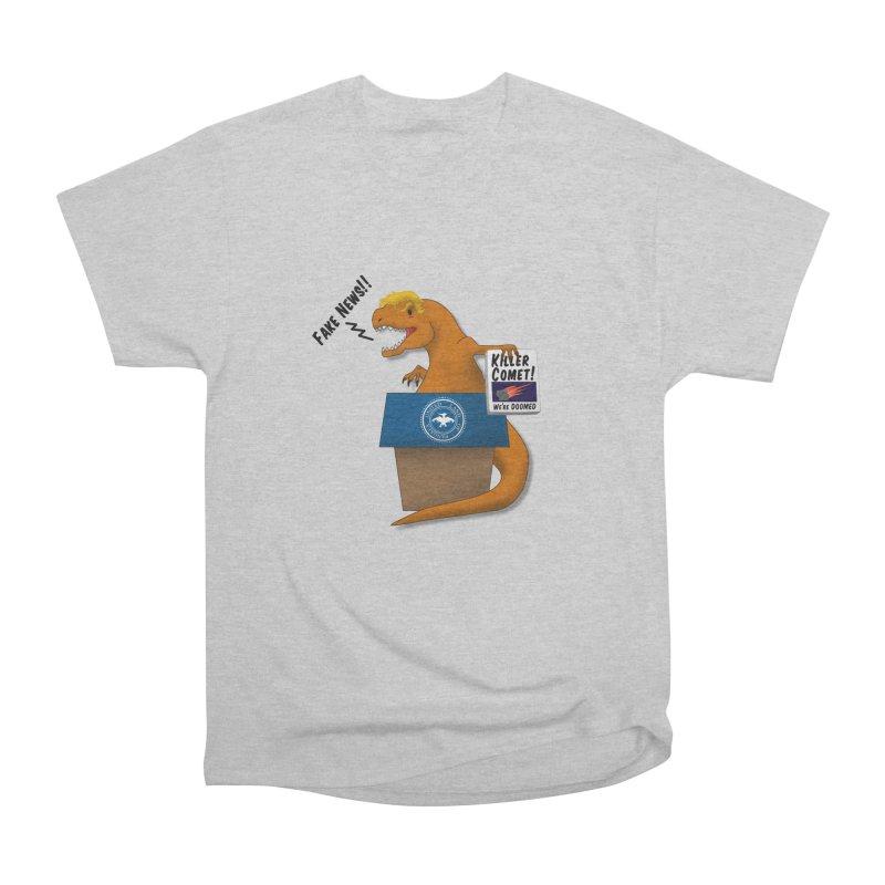 Trump-Rex Men's Classic T-Shirt by little g dehttps://www.threadless.com/profile/arti