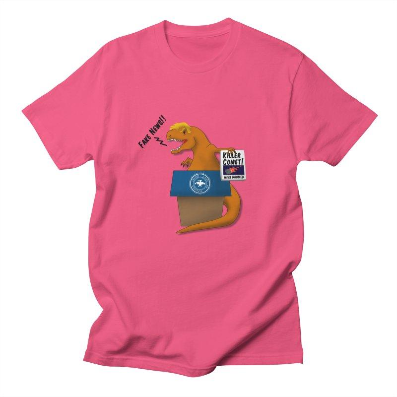Trump-Rex Men's T-shirt by little g dehttps://www.threadless.com/profile/arti
