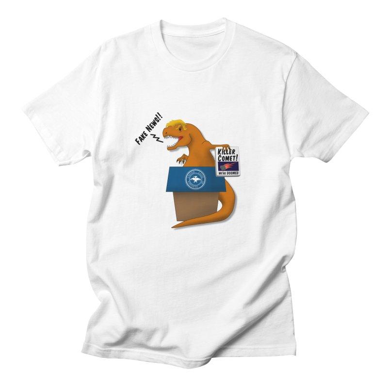 Trump-Rex Women's Unisex T-Shirt by little g dehttps://www.threadless.com/profile/arti