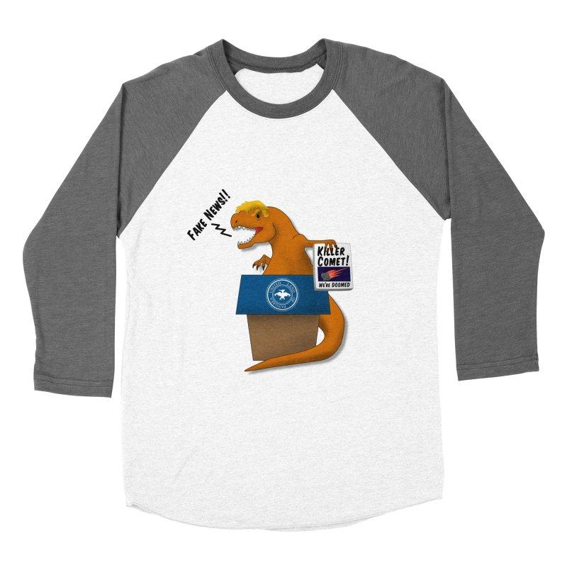 Trump-Rex Women's Baseball Triblend T-Shirt by little g dehttps://www.threadless.com/profile/arti