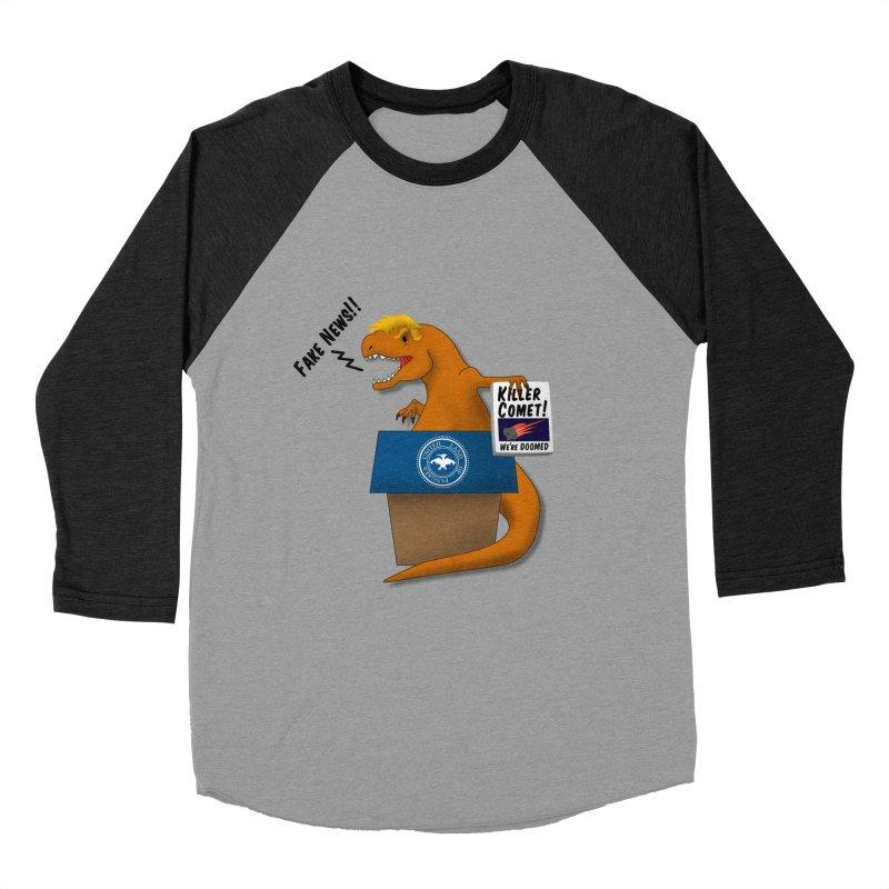 Trump-Rex Men's Baseball Triblend T-Shirt by little g dehttps://www.threadless.com/profile/arti