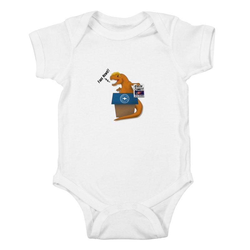 Trump-Rex Kids Baby Bodysuit by little g dehttps://www.threadless.com/profile/arti