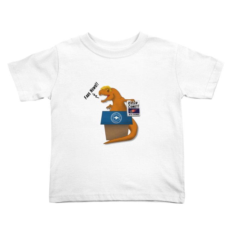 Trump-Rex Kids Toddler T-Shirt by little g dehttps://www.threadless.com/profile/arti