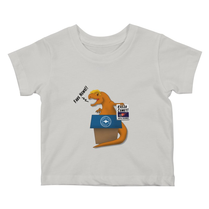 Trump-Rex Kids Baby T-Shirt by little g dehttps://www.threadless.com/profile/arti