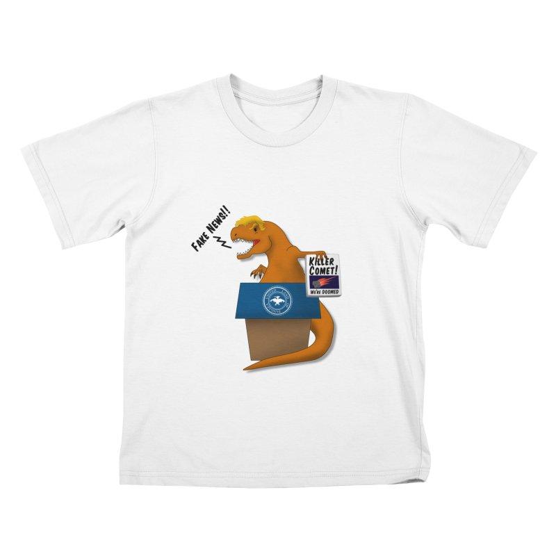 Trump-Rex Kids T-Shirt by little g dehttps://www.threadless.com/profile/arti