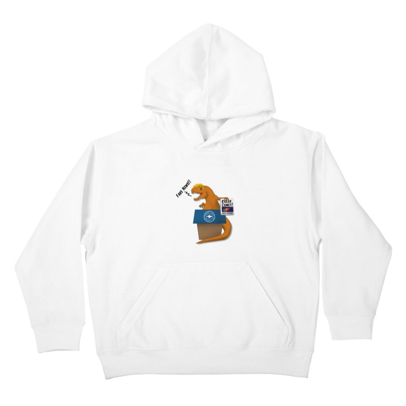Trump-Rex Kids Pullover Hoody by little g dehttps://www.threadless.com/profile/arti