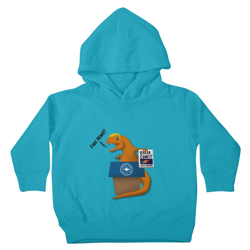 Trump-Rex Kids Toddler Pullover Hoody by little g dehttps://www.threadless.com/profile/arti