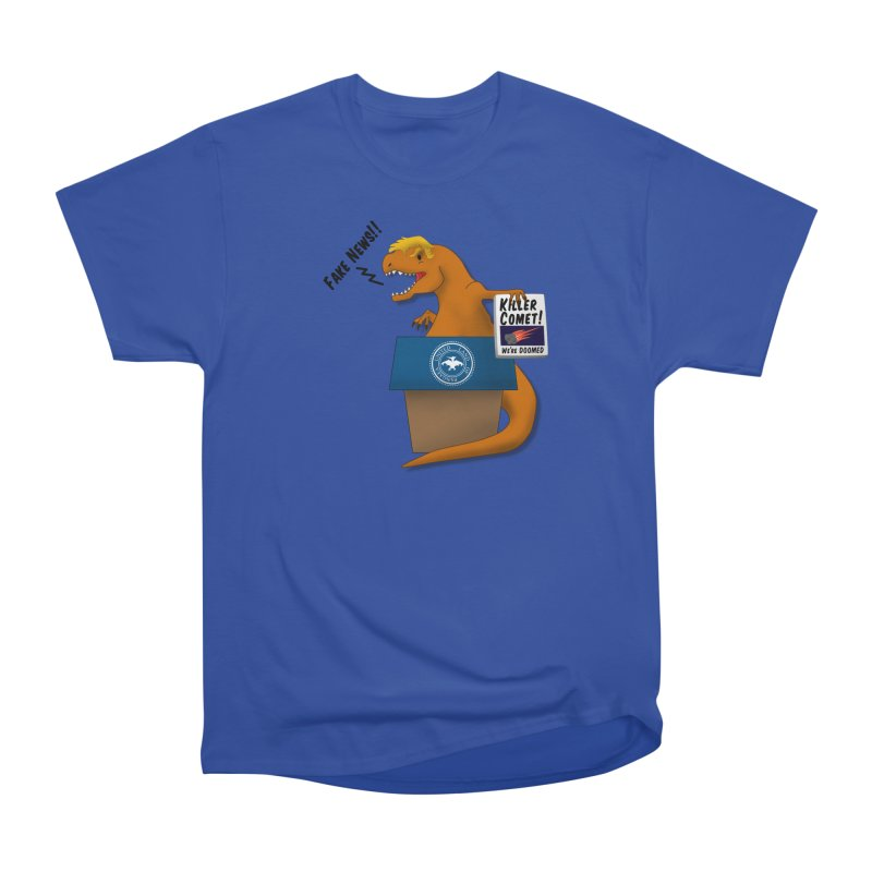 Trump-Rex Men's  by little g dehttps://www.threadless.com/profile/arti